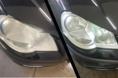 VW Polerowanie reflektorów